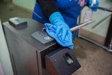 В общежитиях ТГУ усилены меры безопасности и санитарный режим